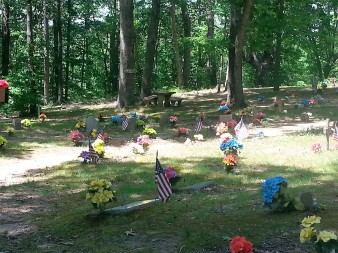 Coon Dog Cemetery, Tuscumbia, AL