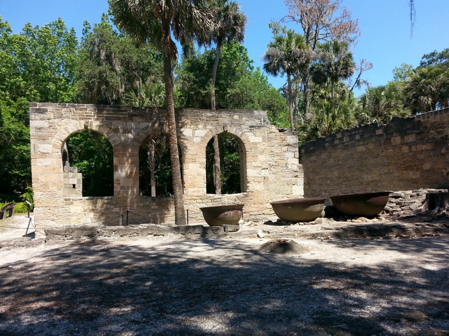 Sweet and bitter times at New Smyrna Sugar Mill Ruins