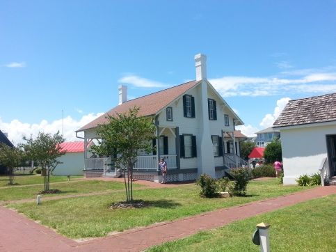 Tybee Island Light Keeper's Cottage